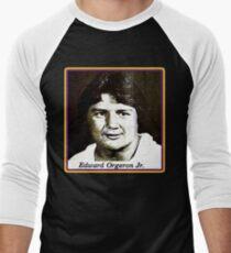 Coach Orgeron Baby Face - LSU Tigers Fan Shirt Men's Baseball ¾ T-Shirt