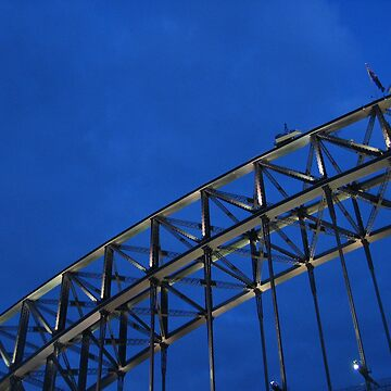 Sydney Harbour Bridge by PantherX