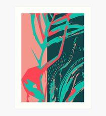 geometric Art Print