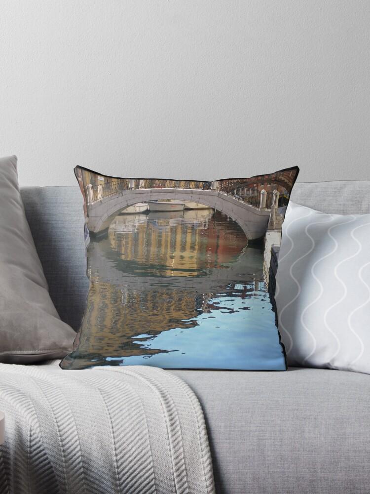 Grande Canal Reflections by Valli  aka Frankiesgirl