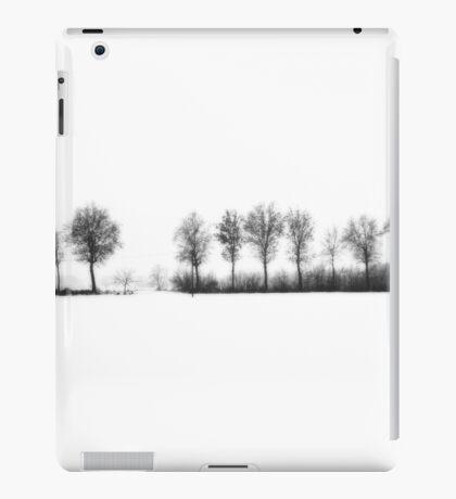 Winter bareness iPad Case/Skin
