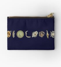 Microorganisms Title Studio Pouch