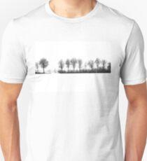 Winter bareness Unisex T-Shirt