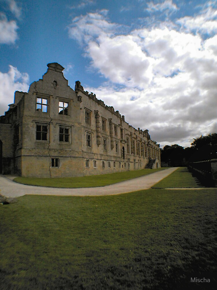 Bolsover Castle. by Mischa