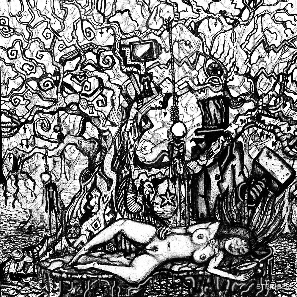 Death of Labido by STRINGER