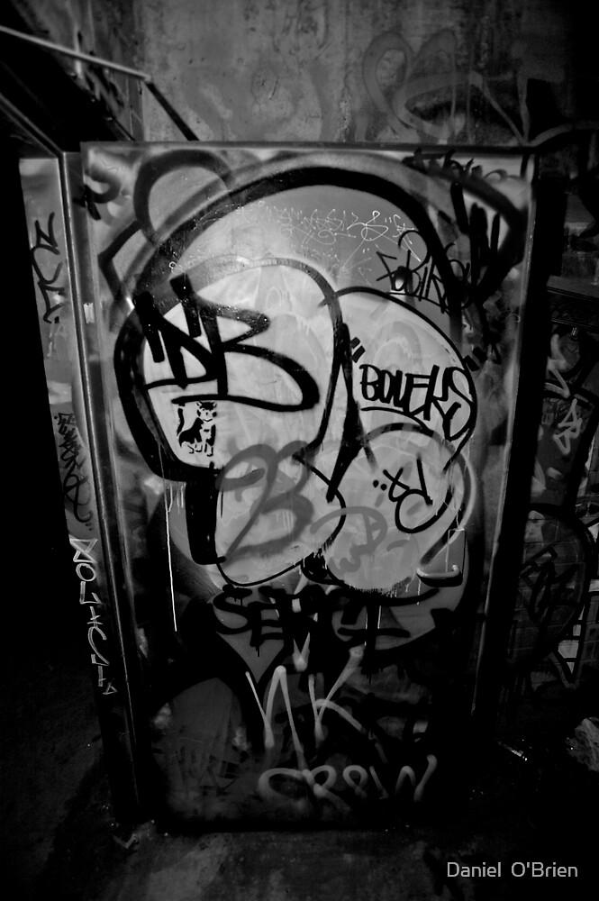 Open Doors by Daniel  O'Brien