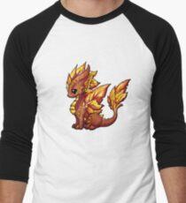 Autumn Dragon Baseball ¾ Sleeve T-Shirt