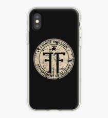 fringe iPhone Case
