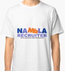NAMBLA Recruiter Classic T-Shirt