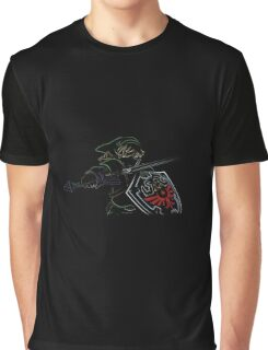 Link Néon Graphic T-Shirt