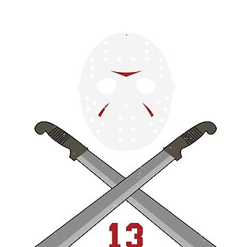 Jason Voorhees - Friday the 13th by cpt-2013