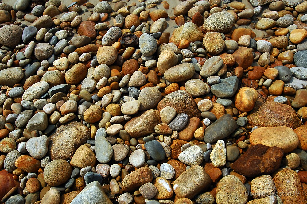 Rocks by Douglas Gaston IV