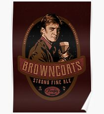 browncoat's ale Poster