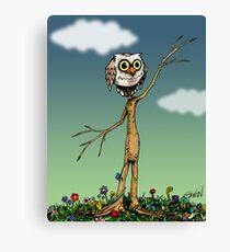 Owlar Canvas Print