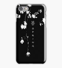 Spring blossom  iPhone Case/Skin