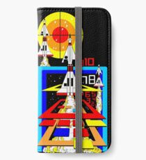 Retro Arcade Missile Command iPhone Wallet/Case/Skin