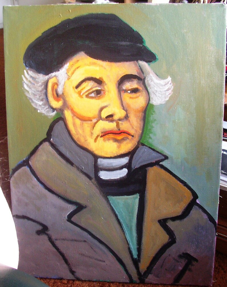 old dutch man by madvlad