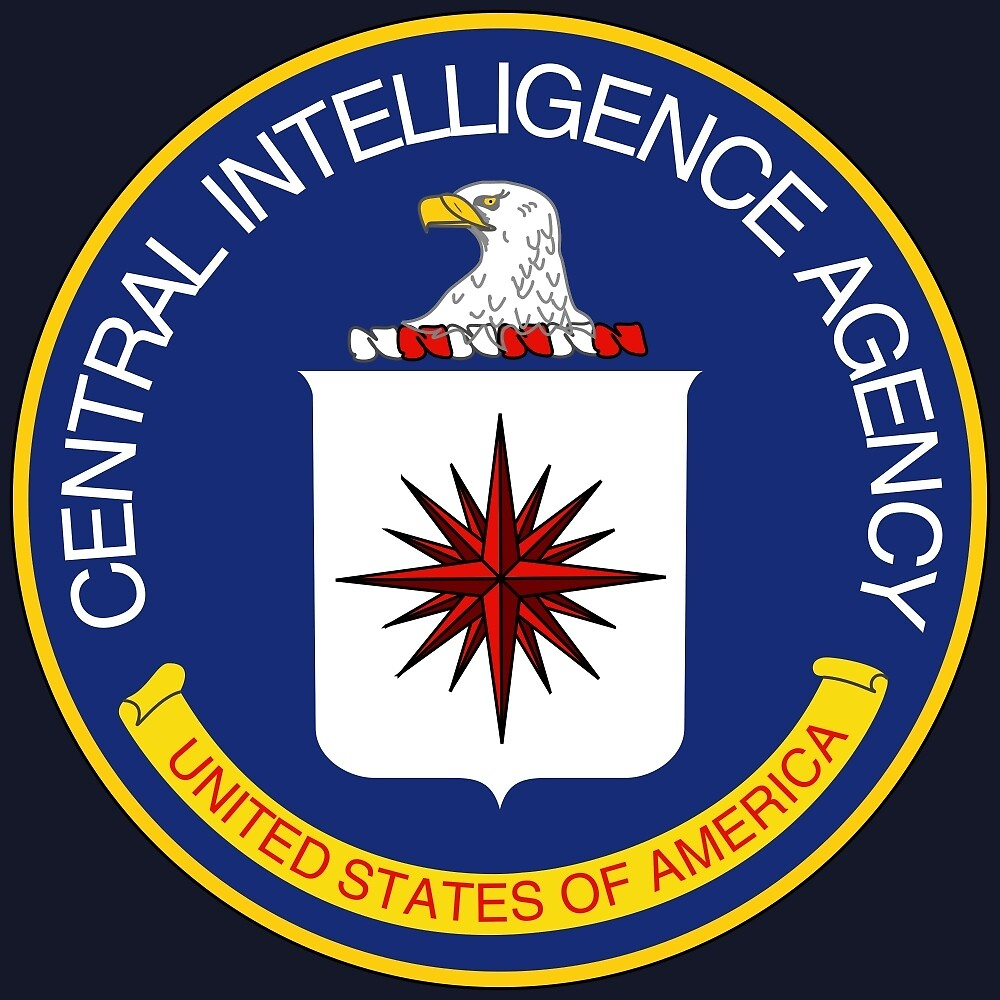CIA - Central Intelligence Agency by ArtyMoo