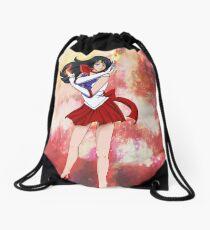 Sailor Senshi of Fire and Truth Drawstring Bag