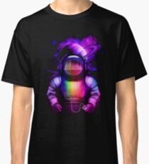 Music in space Classic T-Shirt