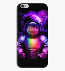 Music in space iPhone Case