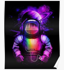 Music in space Poster