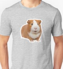 red guinea pig T-Shirt
