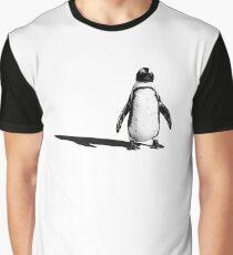 Penguin 2 (ladies T) Graphic T-Shirt