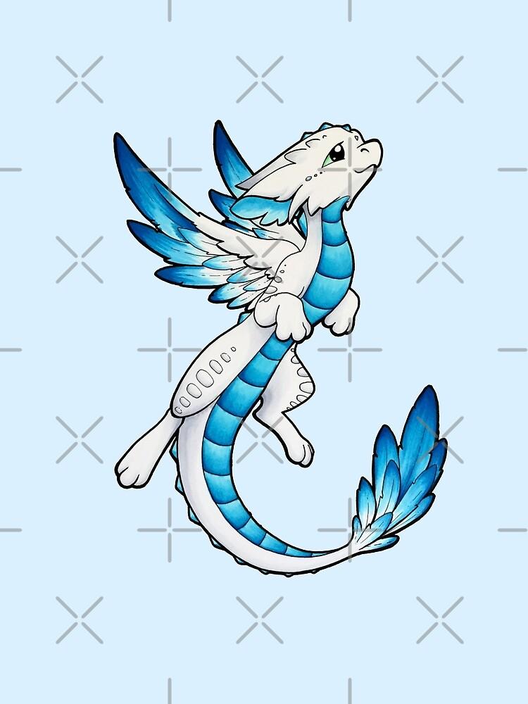 Angel Dragon by bgolins