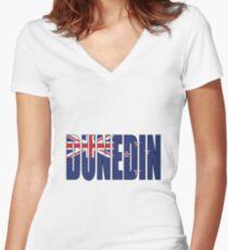 Dunedin Women's Fitted V-Neck T-Shirt