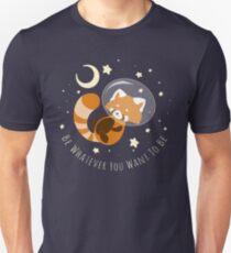 Red Panda Dreams Unisex T-Shirt
