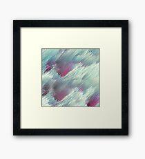 Abstract digital - Sakura Framed Print