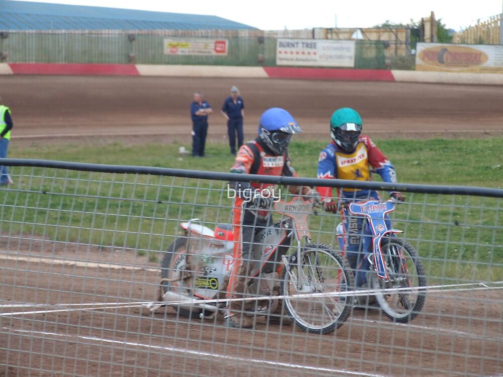 Speedway by bigroy