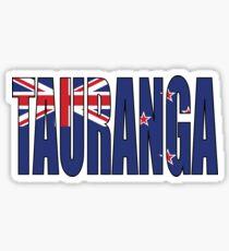 Tauranga Sticker