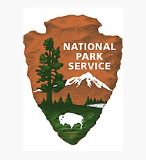 National Park Service Photographic Print