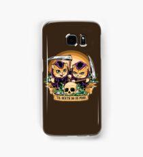 Til Death Do Us Purr Samsung Galaxy Case/Skin