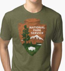National Park Service Tri-blend T-Shirt