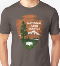 Nationalpark Service Unisex T-Shirt