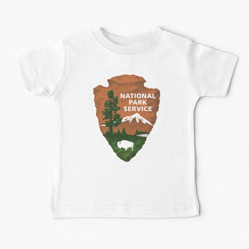 Nationalpark Service Baby T-Shirt
