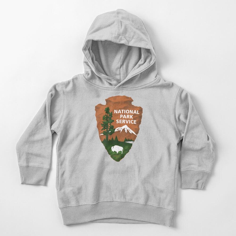 Nationalpark Service Kleinkind Hoodie