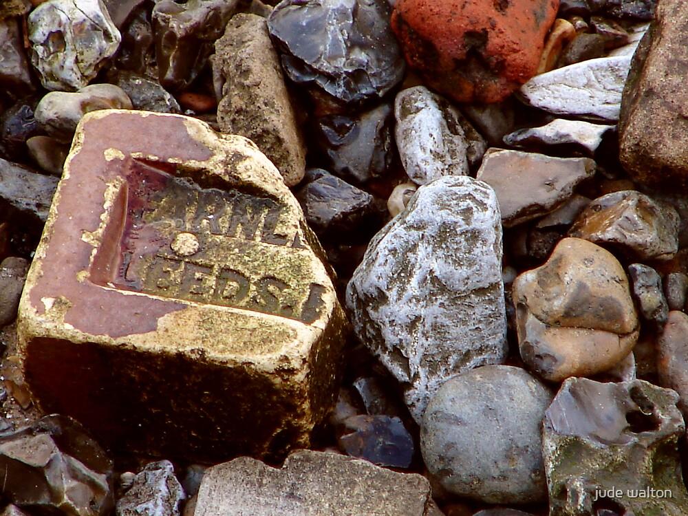 Thames Bricks by jude walton