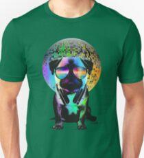 Disco Pug Unisex T-Shirt