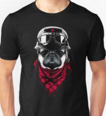 Adventurer Pug Unisex T-Shirt