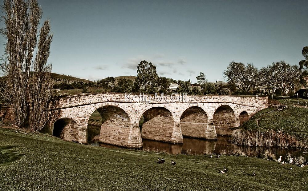 Richmond Bridge by Kelly McGill