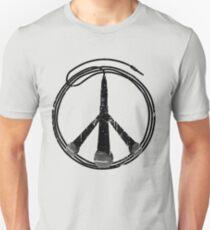 Music and peace V.II Unisex T-Shirt