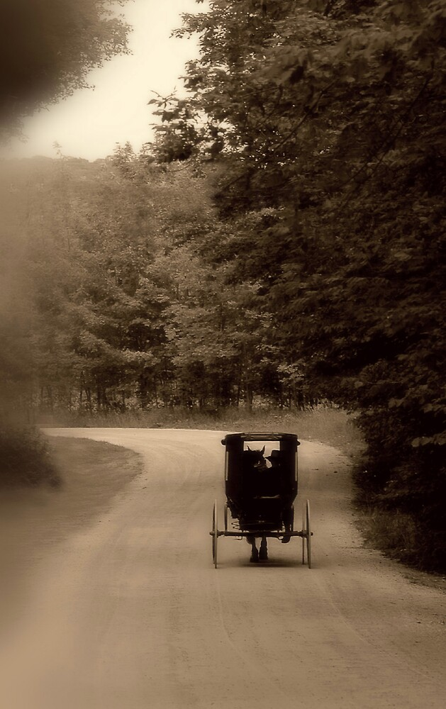 Down the Road by ajnphotography