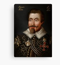 Salvator Fabris Canvas Print