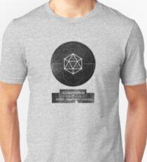 ICOSAHEDRON-CHANGE Unisex T-Shirt