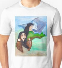 Shaneo, Mother Earth and Father Sky T-Shirt