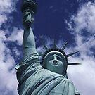 Miss Liberty by Jaime Hernandez